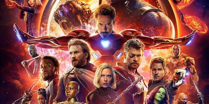 'Avengers: Infinity War' Has Pre-Sold $200 Million in Tickets