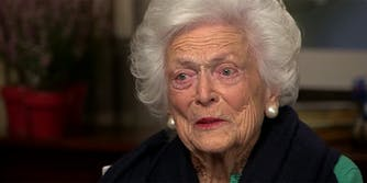 Former first lady Barbara Bush has died at age 92.