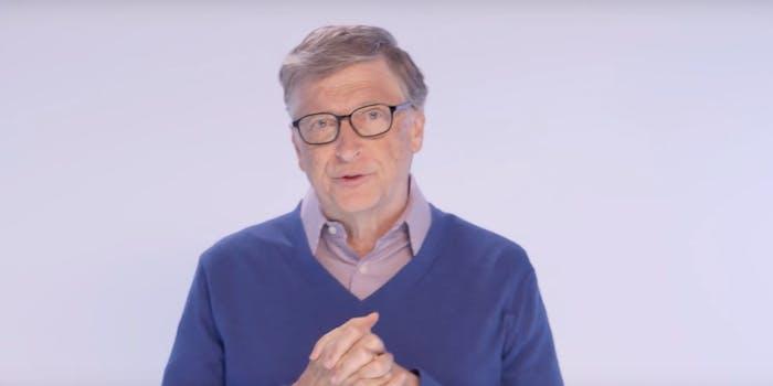 Bill Gates overpopulation video
