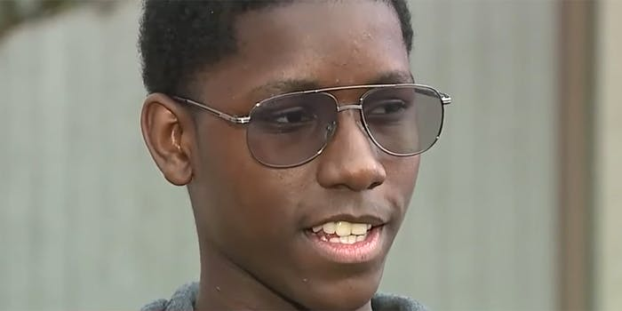 A Michigan man reportedly shot at a Black teen who had stopped at his house to ask for directions.