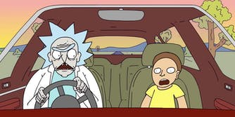 Here's Adult Swim's 'Rick and Morty' April Fools' Day Short