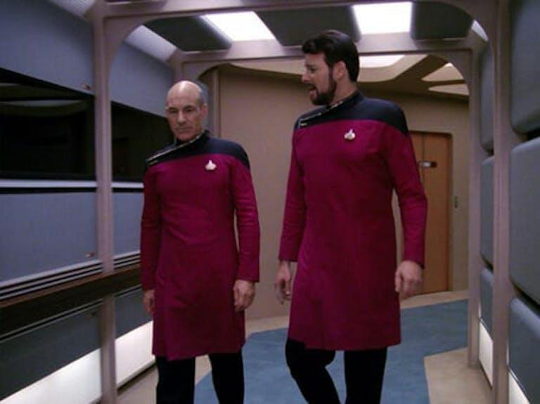 captain picard dress uniform