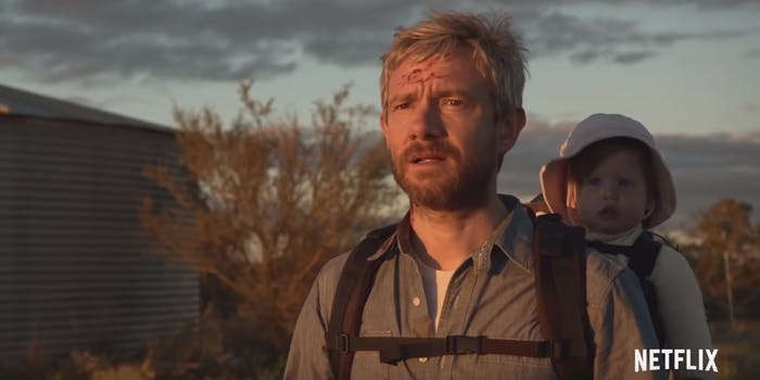 Martin Freeman Flees Zombie Apocalypse in First Trailer for 'Cargo'