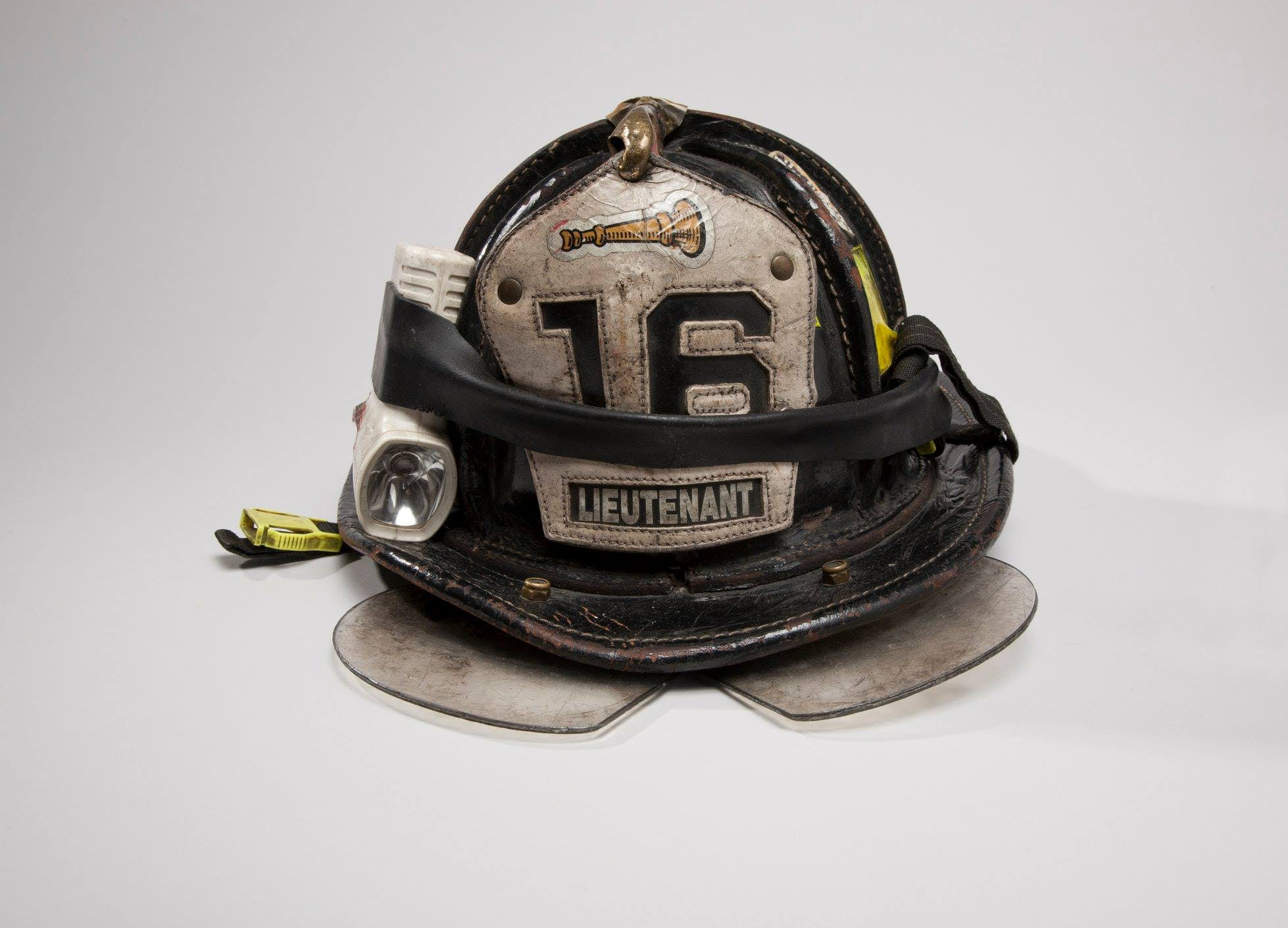cowboy bebop : 9/11 fireman's helmet