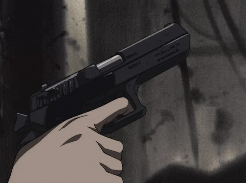 cowboy bebop : guns