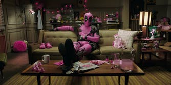 deadpool pink