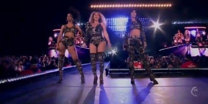 Beyonce Destiny's Child reunion Coachella