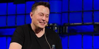 Elon Musk tweeted that he's 'building a cyborg dragon.'