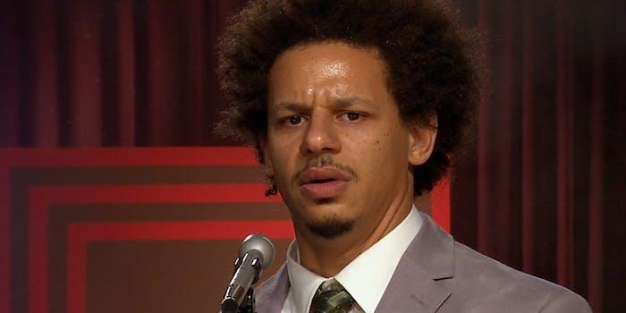 """Eric Andre """"Who Killed Hannibal?"""" meme"""