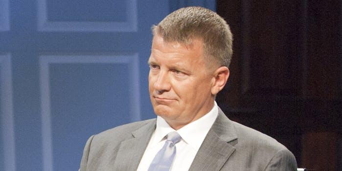 Erik Prince