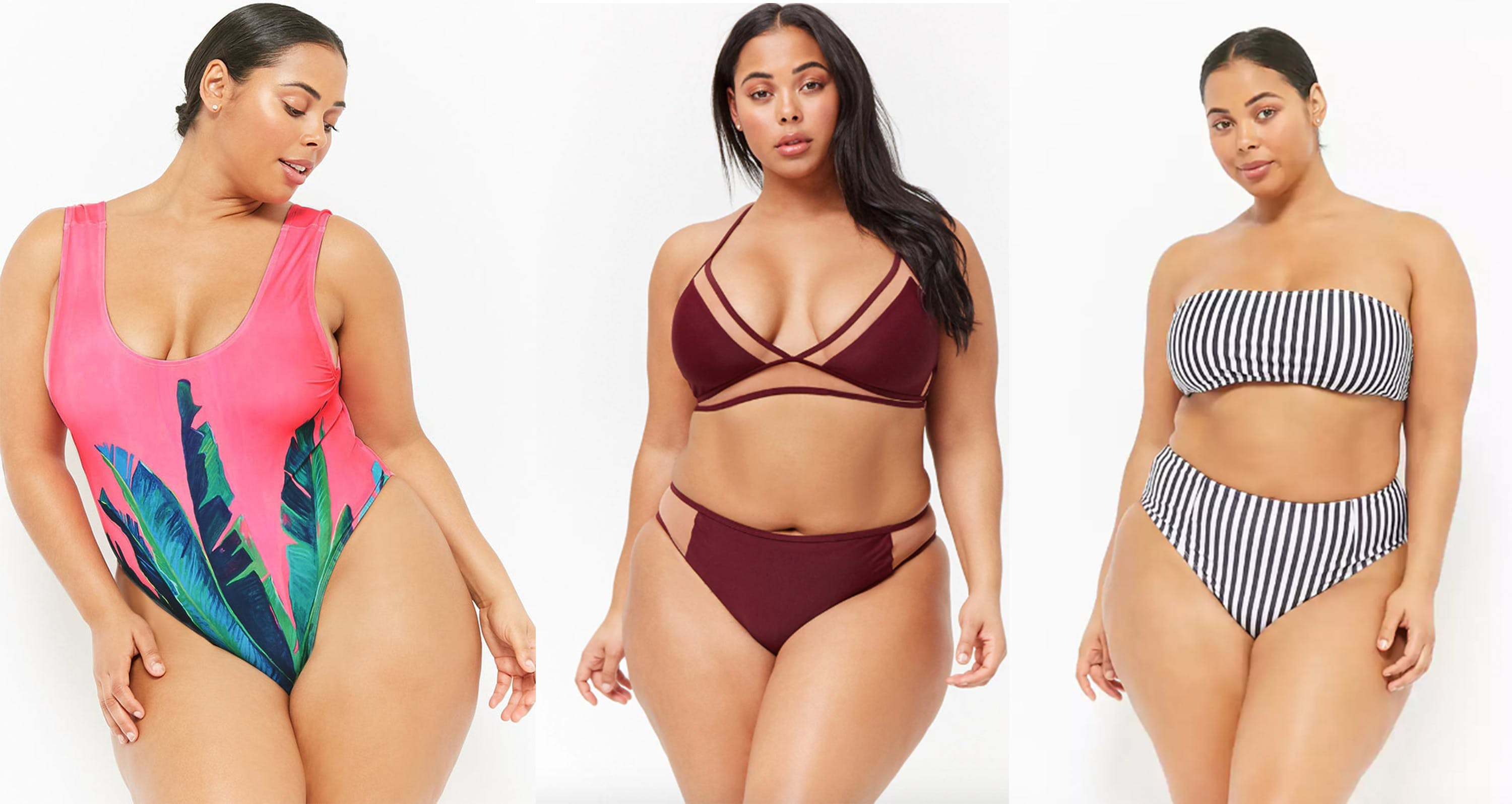 swimsuits for plus size women