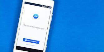facebook messenger social media app