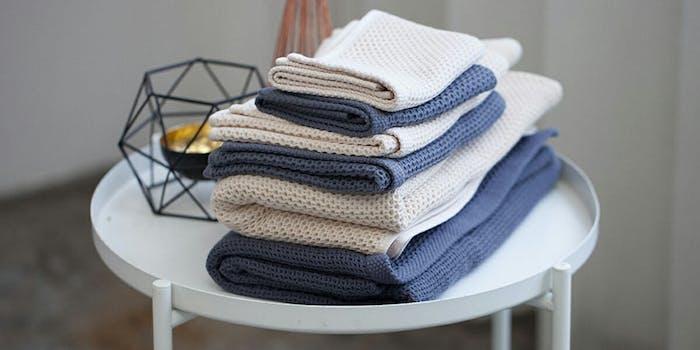 fast-drying bath towels