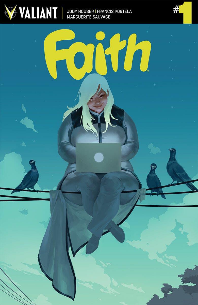 faith- girl superheroes