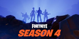 fortnite season 4 arriving tomorrow