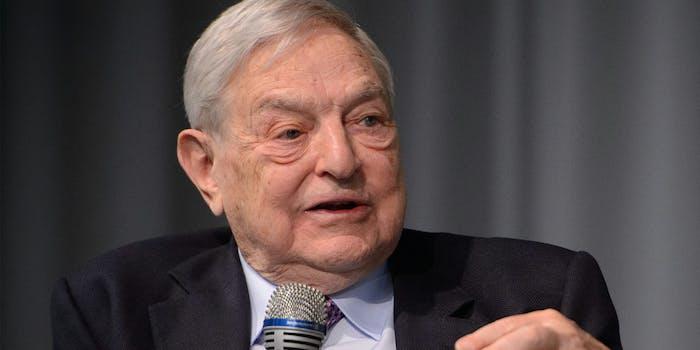 who is George Soros