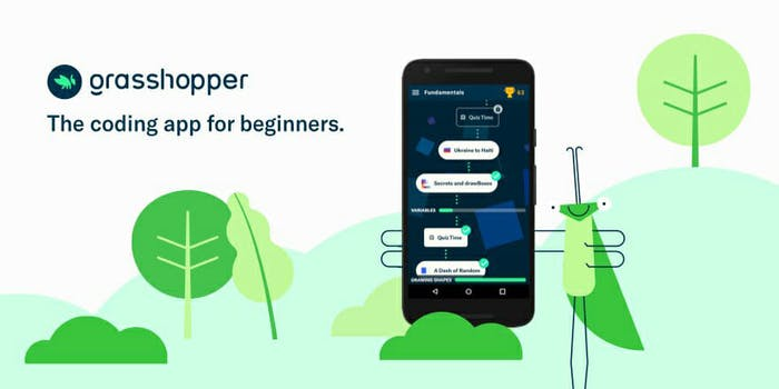 grasshopper app