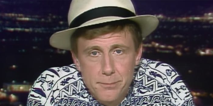 Harry Anderson, an actor known for his role in 'Night Court,' has died at age 65.