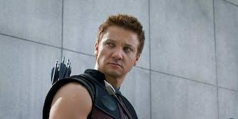 Is Hawkeye in 'Avengers: Infinity War'?