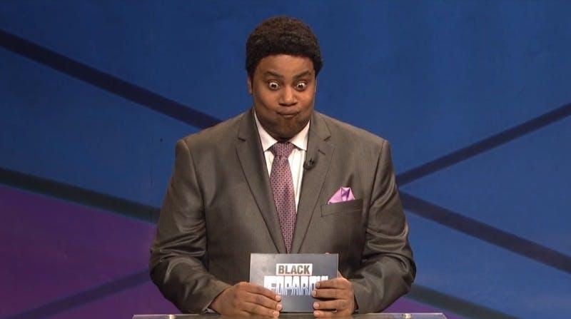 Kenan Thompson Black Panther Black Jeopardy