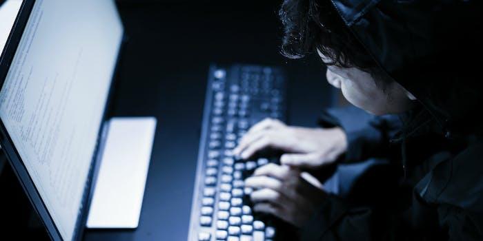 malware cybersecurity hacker
