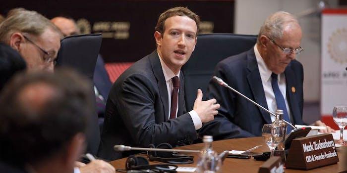 How to Watch Mark Zuckerberg's Testimony Before Congress