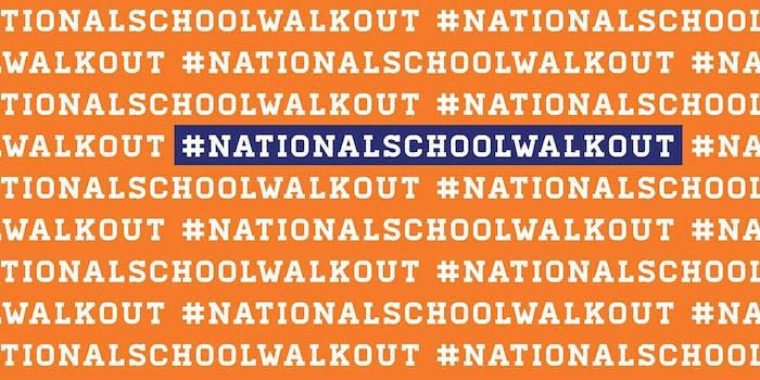 national school walkout day