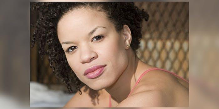 Actress Nicolle Rochelle