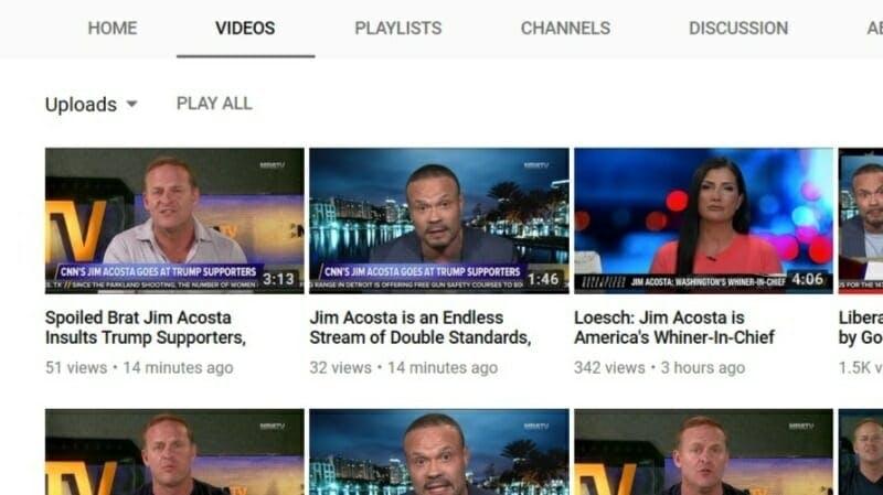 NRA Tv Jim Acosta CNN