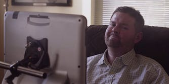 An initiative called Project Revoice helped Pat Quinn regain his speaking voice.