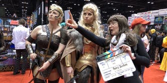 Cosplayer Dresses as Patty Jenkins at C2E2, and Jenkins Loves It