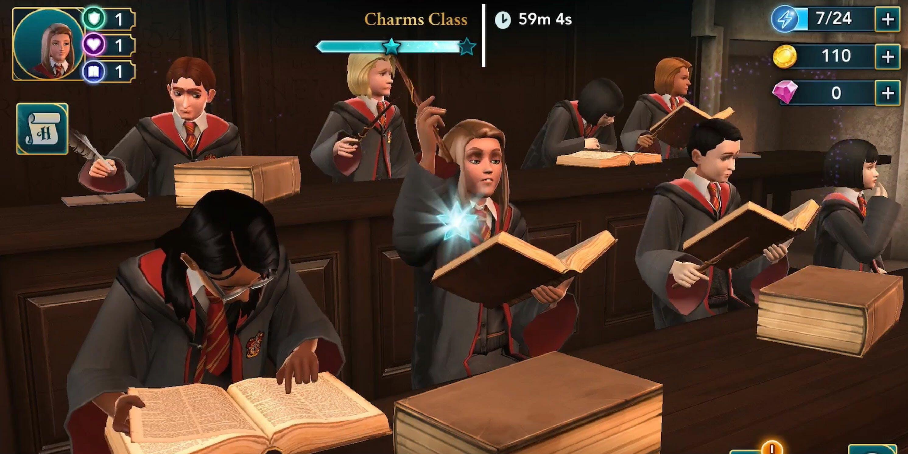 Hogwarts Mystery Gameplay