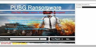 pubg ransomware cyberattack