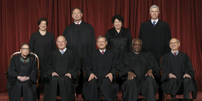 Supreme Court of the United States, 2017