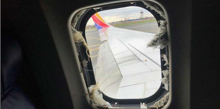 southwest airlines incident flight 1380