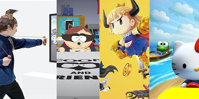 April Nintendo Switch releases