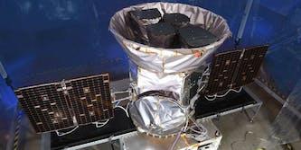 nasa tess spacecraft exoplanet