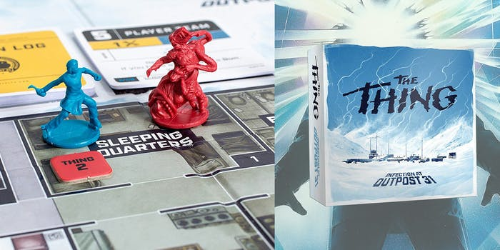 the thing game