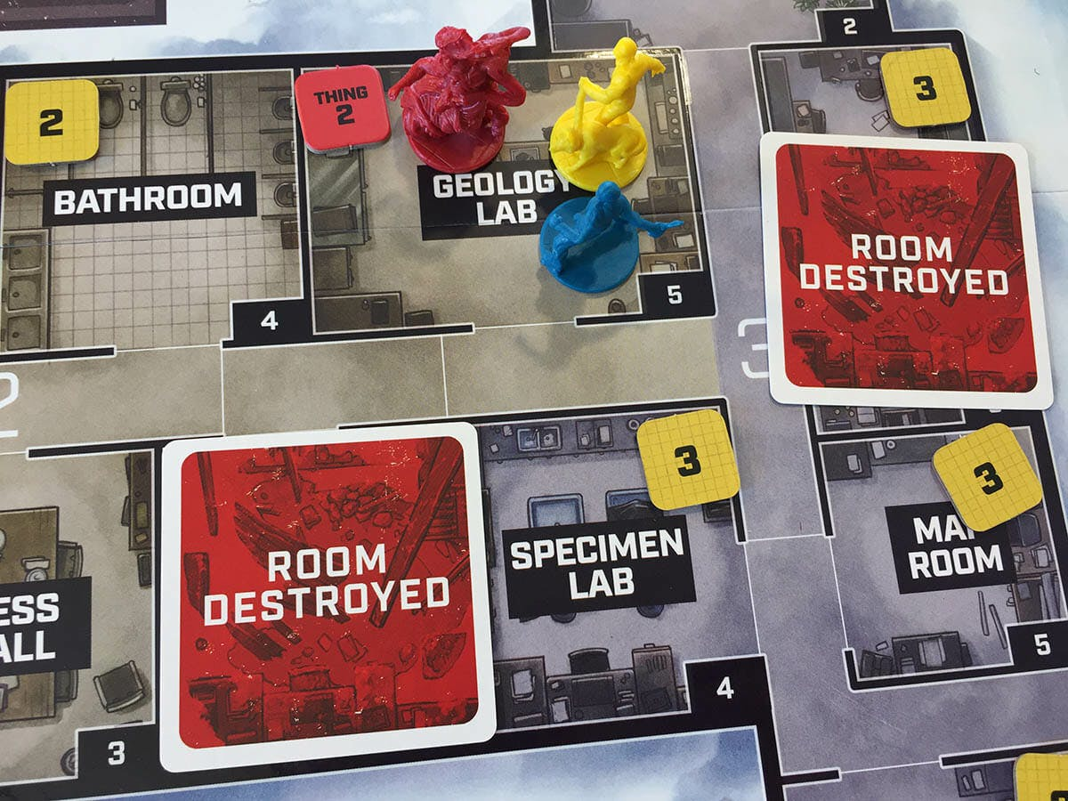 the thing board game overview
