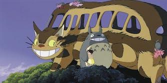 My Neighbor Totoro, Studio Ghibli