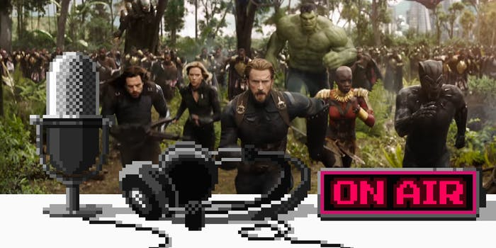 Upstream podcast discusses Marvel's Infinity War