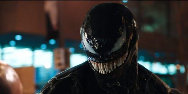 venom trailer 2018