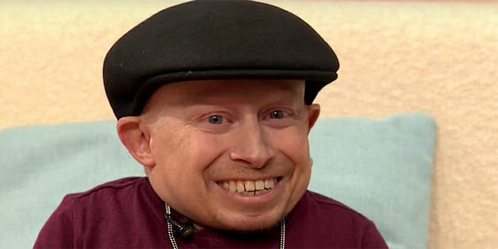 'Austin Powers' actor Verne Troyer is dead at 49.