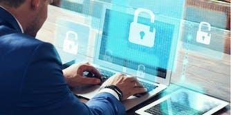 laptop security unlocked cybersecurity breach