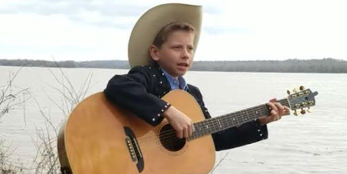 Mason Ramsey Yodeling Walmart Boy Twitter