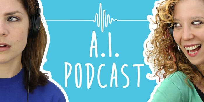 2 Girls 1 Podcast: Behind 'Sheldon County,' the Podcast Created by AI