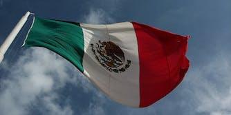 mexican flag cinco de mayo