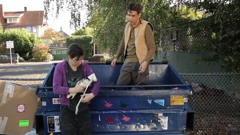 is dumpster diving illegal