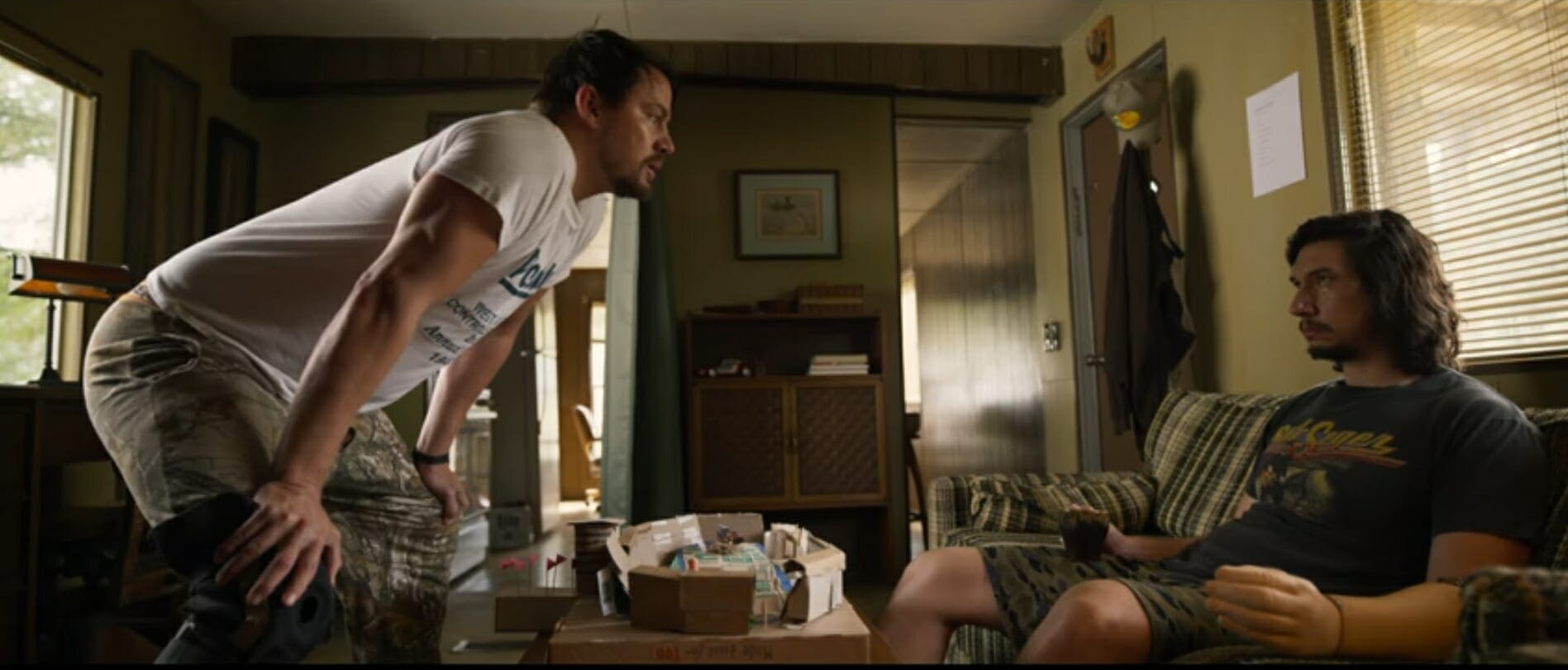 best comedy movies on amazon prime - logan lucky