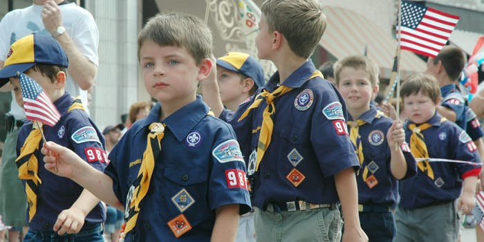 The Boy Scouts is changing its name to Scouts BSA, and some men aren't happy.